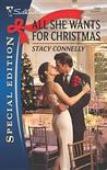 All She Wants for Christmas by Stacy Connelly