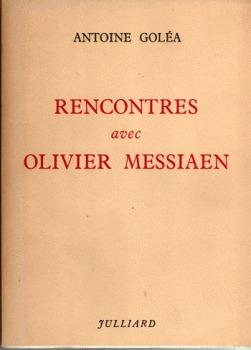 Rencontres avec Olivier Messiaen