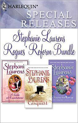 Rogue's Reform Bundle (Lester Family, #1-3)