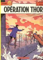 Opération Thor (Lefranc #6)