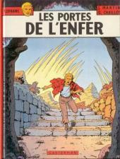 Les portes de l'enfer (Lefranc #5)