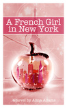 A French Girl in New York by Anna  Adams