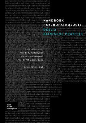 Handboek Psychopathologie.