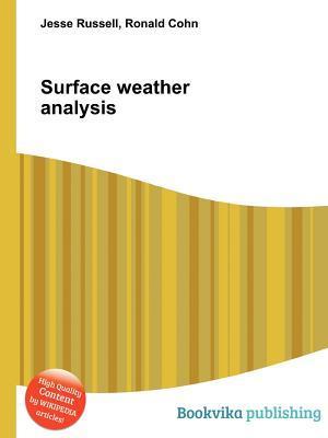 Surface Weather Analysis