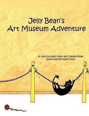 Jelly Bean's Art Museum Adventure
