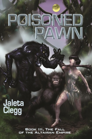 Poisoned Pawn (The Fall of the Altairan Empire, #3)