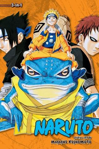 Naruto (3-in-1 Edition), Vol. 5: Includes Vols. 13, 14 & 15 (Naruto: Omnibus, #5)