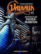 Mysteriet om digtermjøden (Valhalla #11...