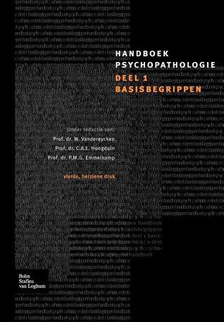 Handboek Psychopathologie - Deel 1. Basisbegrippen