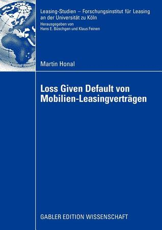 Loss Given Default Von Mobilien-Leasingvertragen