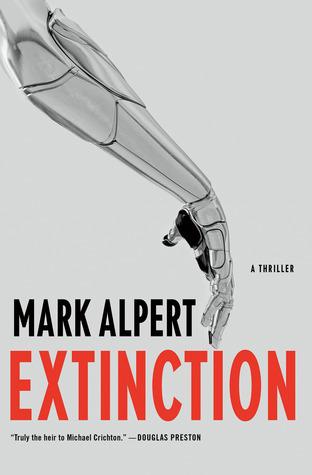 Extinction by Mark Alpert