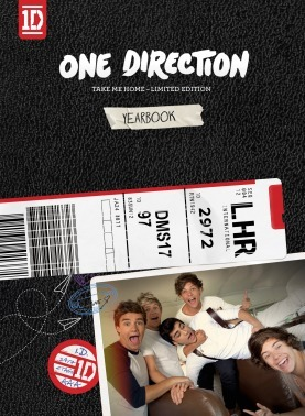 Take Me Home Yearbook