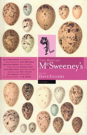 Vol. 2, The Best of McSweeney's Book Cover