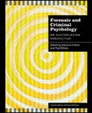 Forensic Psychology and Criminology: An Australasian Perspective
