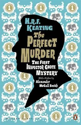 Image result for The Perfect Murder (Inspector Ghote #1) by H.R.F. Keating