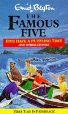Five Have a Puzzling Time and Other Stories (Famous Five, #21.1-21.8)