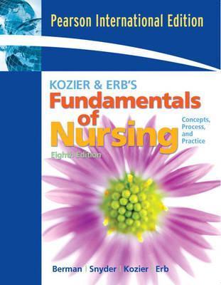Erbs nursing of kozier pdf fundamentals &