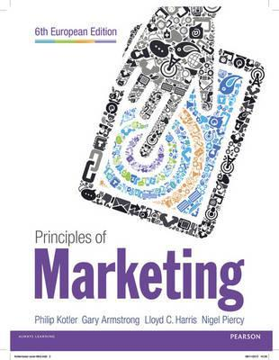 Principles of marketing by philip kotler fandeluxe Images
