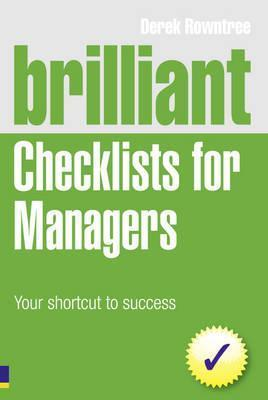 Brilliant Checklists For Managers: Your Shortcut To Success
