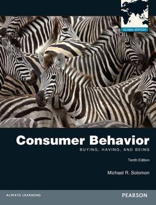 Consumer Behavior Solomon Book