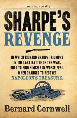 Sharpe's Revenge (Sharpe, #19) por Bernard Cornwell