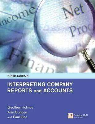 Interpreting Company Reports and Accounts