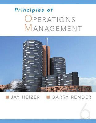 Operation Management Book Pearson Free 17