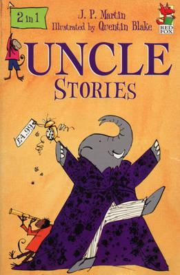 Uncle - Red Fox Summer Collection: Uncle and Uncle Cleans Up