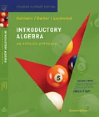 Introductory Algebra Student Support Edition