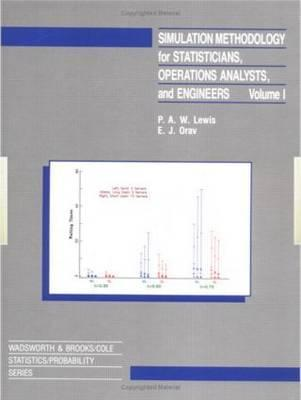 Simulation Methodology for Statisticians, Operations Analysts, and Engineers