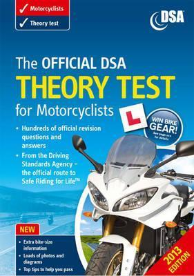 The Official Dsa Theory Test for Motorcyclists.