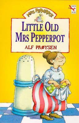 Little Old Mrs. Pepperpot by Alf Prøysen