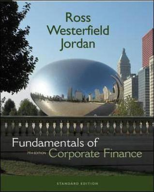 Fundamentals Of Corporate Finance 10th Edition Pdf
