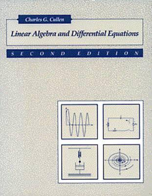 Linear Algebra & Diff Equations 2ed
