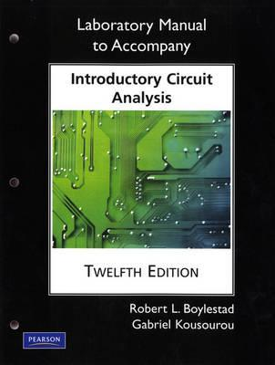 Laboratory manual for introductory circuit analysis by robert l laboratory manual for introductory circuit analysis fandeluxe Gallery