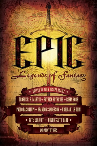 Epic: Legends of Fantasy(The Black Magician Trilogy 0.7 - The Mad Apprentice)