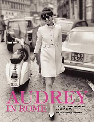 Audrey in Rome by Luca Dotti