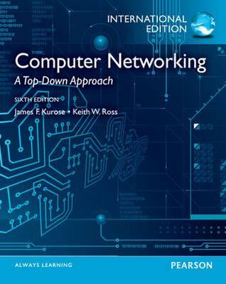 Computer Networking A Top-down Approach 4th Edition Pdf