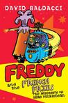 The Mystery of Silas Finklebean (Freddy and the French Fries, #2)