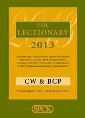 The Lectionary 2013