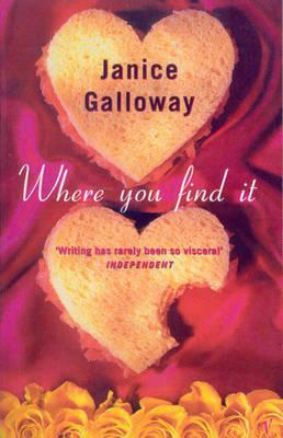 Where You Find It by Janice Galloway