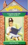 Claudia and the Great Search (The Babysitters Club, #33)