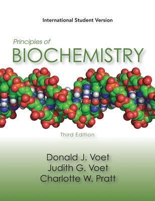 Principles Of Biochemistry: Life At The Molecular Level