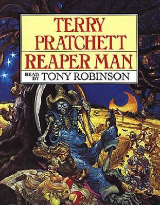 Reaper Man (Discworld, #11)