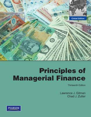 Managerial Finance Gitman 12th Edition Pdf