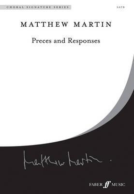 Preces and Responses: Satb, Choral Octavo
