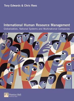 international human resrouce management Human resource management (hrm or hr) is the strategic approach to the effective management of organization workers so that they help the business gain a competitive advantage, commonly referred to as the hr department [by whom], it is designed to maximize employee performance in service of an employer's strategic objectives.