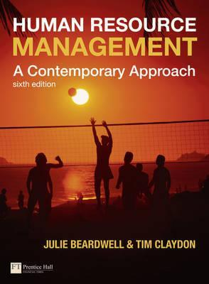 Human resource management a contemporary approach by julie beardwell human resource management a contemporary approach fandeluxe Choice Image