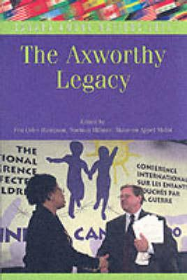 Canada Among Nations 2001: The Axworthy Legacy