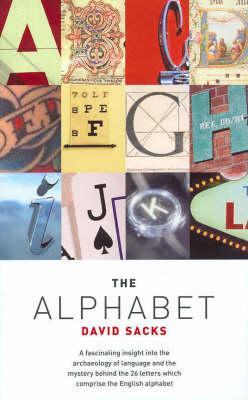The Alphabet by David Sacks